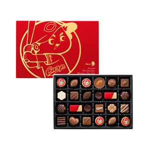 ファンシーチョコレート(広島東洋カープ) 24個入