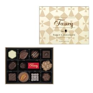 ファンシーチョコレート 12粒入